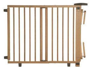Geuther Treppenschutzgitter 2733+ aus Holz