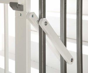 klemmen für treppengeländer vom treppenschutzgitter geuther 2733+