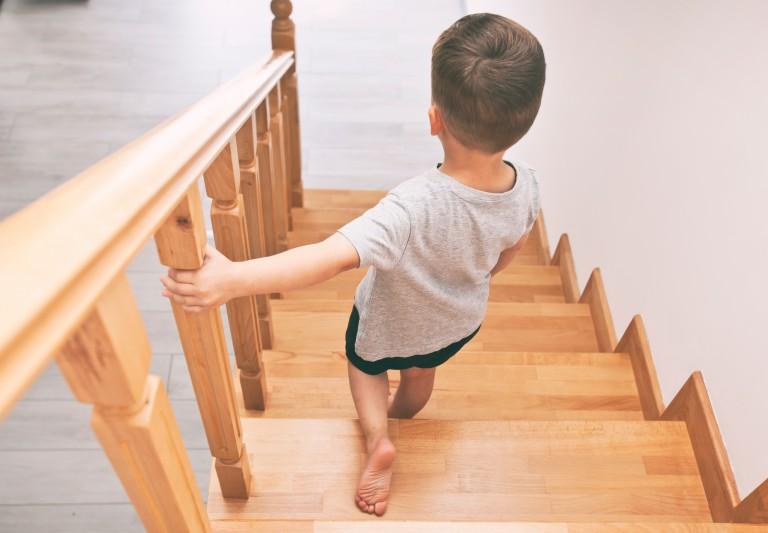 Wie lange Treppenschutzgitter benutzen